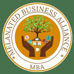 Logo for Melanated Business Alliance